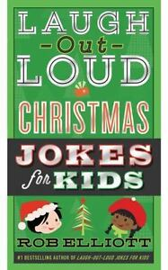 Christmas Puns For Kids.Laugh Out Loud Jokes For Kids Laugh Out Loud Jokes For Kids Christmas Joke Book By Rob Elliott 2016 Paperback