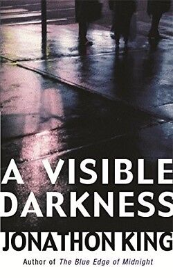 Excellent, A Visible Darkness, King, Jonathon, Book