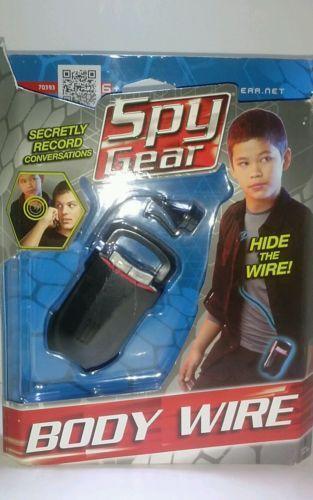 Spy Gear Toys & Hobbies