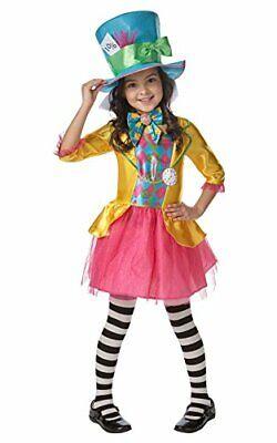 B-WARE Rubies Offizielles Mädchen Disney Alice im Wunderland - Alice Im Wunderland Disney Kostüme