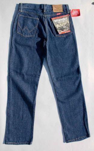 wrangler jeans made in usa ebay. Black Bedroom Furniture Sets. Home Design Ideas