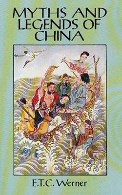 1922 NEW Ancient China Myths & Legends Demons Dragons Spirits Medicine Exorcism
