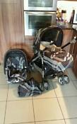 Mamas and Papas Pliko Pramette Car Seat