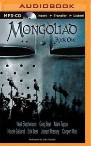 NEW The Mongoliad: Book One (The Mongoliad Cycle) by Neal Stephenson