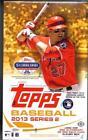 Topps Baseball Box