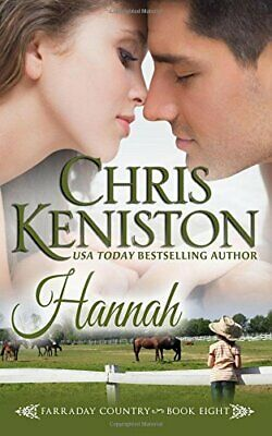Hannah.by Keniston, Chris  New 9781942561293 Fast Free Shipping.#