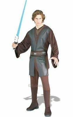 Adult Anakin Skywalker Star Wars tv film dressing up outfit costume Halloween ](Tv Stars Halloween Costumes)