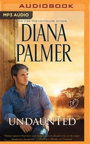 Undaunted: A Western Romance Novel By Palmer: Used Audiobook