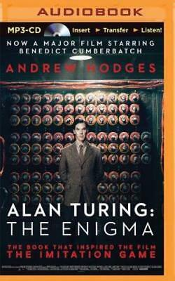 Alan Turing  The Enigma By Dr  Hodges  Andrew  New