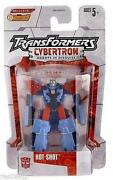 Transformers Cybertron Hot Shot