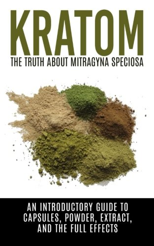 Brand New Kratom: The Truth About Mitragyna Speciosa: An Introductory Guide to Capsules Createspace black & white illustrations for 8.84.