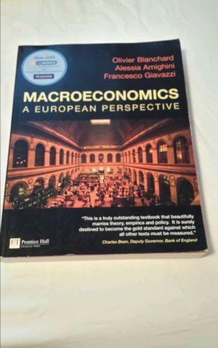 Macroeconomics books ebay fandeluxe Images