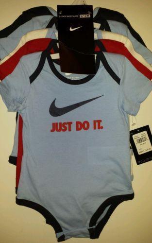 Nike Onesie: Baby & Toddler Clothing | eBay