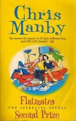 Second Prize/ Flatmates Omnibus By CHRIS MANBY for sale  Shipping to India