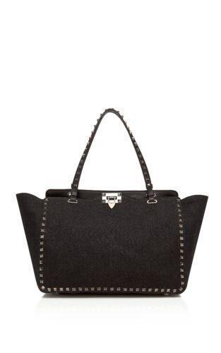 aa22da8b0d Valentino Rockstud Tote: Handbags & Purses | eBay