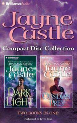 Jayne Castle CD Collection: Dark Light, Obsidian Prey by Jayne Castle: New