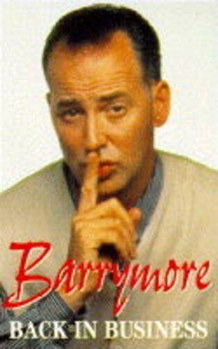 Back in Business,Michael Barrymore- 9780099561910