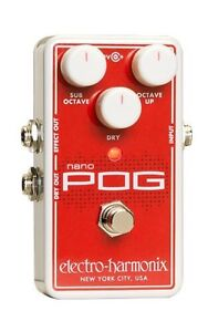 Looking to change my pedalboard footprint. Micro POG for Nano