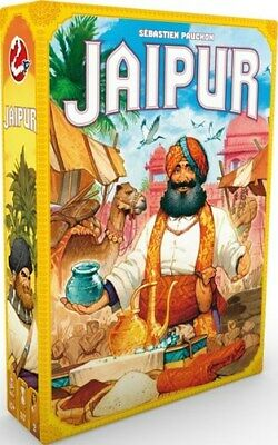 Jaipur Card Game: 2nd Edition