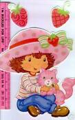Strawberry Shortcake Room Decor