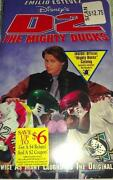 Mighty Ducks VHS