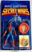 Secret Wars Figures