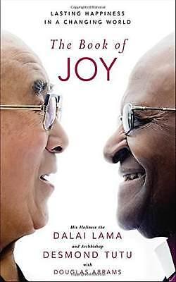 The Book Of Joy By Dalai Lama And Desmond Tutu  Hardcover