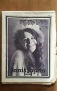 Rolling Stone Magazine 1970