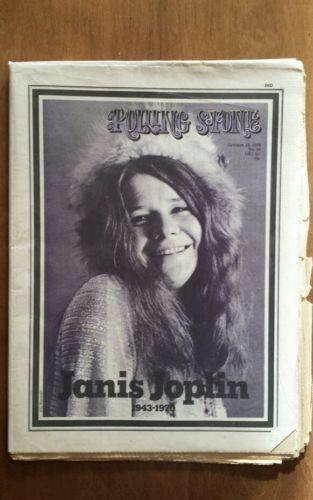 Rolling Stone Magazine 1970 Ebay