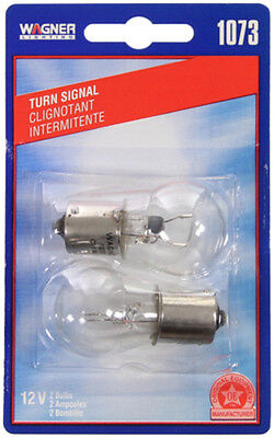 Back Up Light Bulb-Miniature Lamp - Blister Pack Rear/Front Wagner Lighting