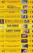 National Geographic VHS