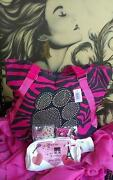 Betsey Johnson Cheetah Bag