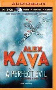 A Perfect Evil by Alex Kava (CD-Audio, 2015)