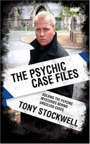 Psychic Case Files,Tony Stockwell