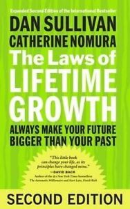 The Laws Lifetime Growth Always Make Your Future Bigger Than  by Sullivan Dan