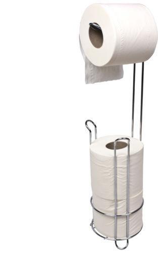 Free Standing Toilet Roll Holders Ebay