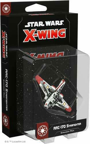 ARC-170 Starfighter Expansion Pack Star Wars: X-Wing 2.0 FFG NIB!