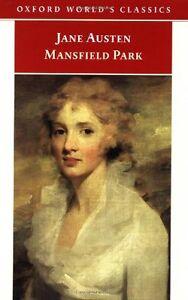 Mansfield Park (Oxford World's Classics),Jane Austen, James Kinsley, Marilyn Bu