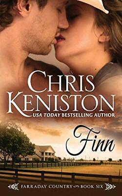 Finn.by Keniston, Chris  New 9781942561255 Fast Free Shipping.#*=