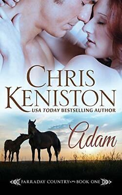 Adam.by keniston, chris  New 9781942561095 Fast Free Shipping.#*=