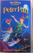Peter Pan VHS
