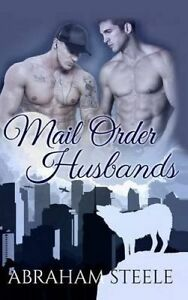 Mail Order Husbands: Paranormal Gay Romance -Paperback