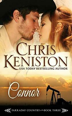 Connor.by Keniston, Chris  New 9781942561163 Fast Free Shipping.#