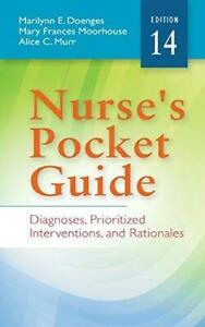 Nurses Pocket Guide Diagnoses