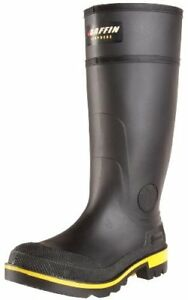 new mens baffin industrial rubber boots