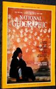National Geographic Magazine 1988