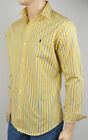 Yellow Regular Size XL Dress Shirts for Men