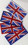 British Flag Badge