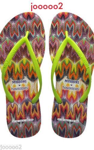 cbd6dc678 Missoni Havaianas  Sandals   Flip Flops