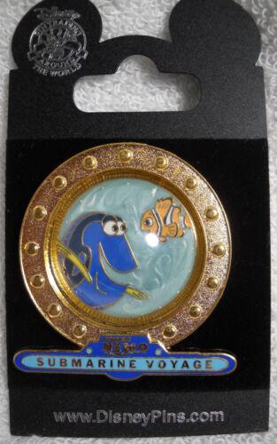 DLR - Dory Port Hole Finding Nemo Submarine Voyage 3D Disney Pin